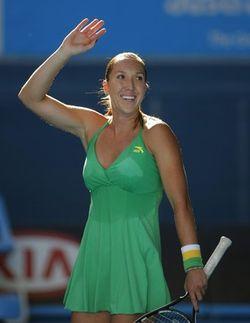 Photo of Jelena Jankovic via Forty Deuce.