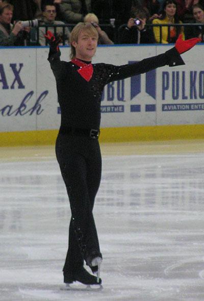 Photo of Evgeni Plushenko by jeany.
