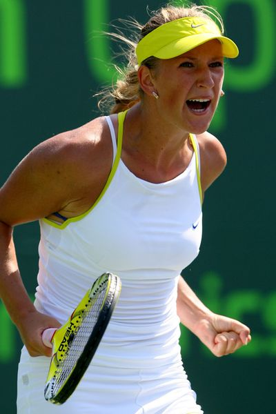 Photo of Victoria Azarenka via Forty Deuce