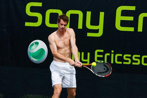 Photo of Andy Murray by mirsasha.