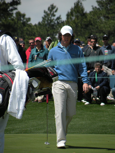 Photo of Rory McIlroy by paprika!