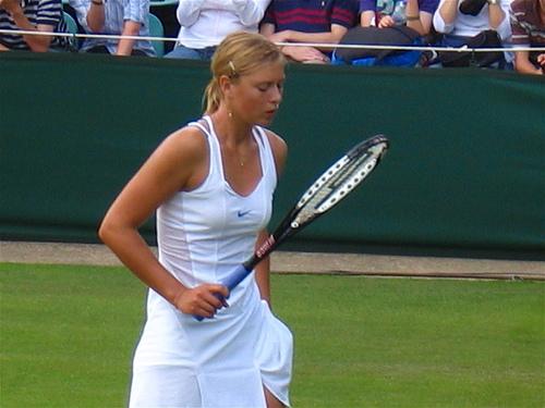 Photo of Maria Sharapova by jaypod.